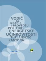 Vodič za izradu i provedbu politika energetske efikasnosti