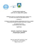 Obilježavanje Svjetskog tjedna glaukoma 09-15