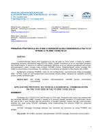 Primjena protokola IEC 61850 u horizontalnoj komunikaciji na 10 kV