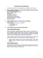 HTZ Dokumentacija za nadmetanje Facebook 2013