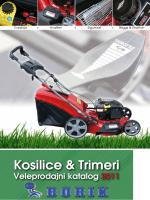 Kosilice & Trimeri