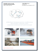 Održavanje 2013/2014 - Županijska uprava za ceste Primorsko