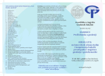 Sveučilište u Zagrebu Geodetski fakultet RADIONICU Profil dionika