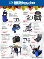 Iskoristite posebnu ponudu artikla Elektro Maschinen