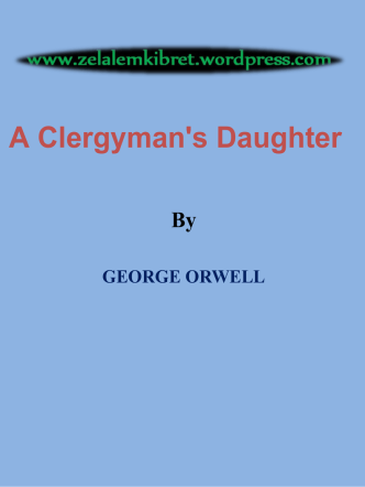 A Clergyman`s Daughter