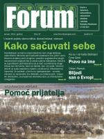 Kako sačuvati sebe - forum bošnjaka/muslimana crne gore