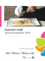 Gourmet vodič Sjeverozapadne Istre