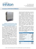 Izmjenjivač INFOTON SP4000/24