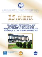 afisa 15 kongres.indd - Савез рачуновођа и ревизора Републике
