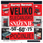 PO^INJE! - Harvey Norman