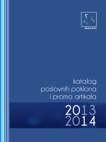 katalog poslovnih poklona i promo artikala