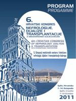 program / programme - Hrvatsko društvo za nefrologiju, dijalizu i