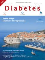 Dijabetes i komplikacije - Hrvatski savez dijabetičkih udruga