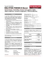 KELYFOS FINISH-S DECOR