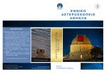 ακόλουθο φυλλάδιο - Εθνικό Αστεροσκοπείο Αθηνών