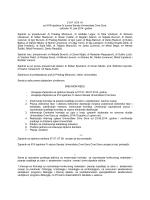 XVIII sjednica IV saziva - 10. jul 2014. godine