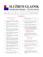 Broj 23. - Međimurska županija