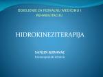 Hidrokineziterapija