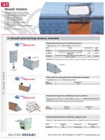 OSCULATI - Katalog 2011