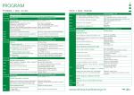 PROGRAM - Drvno-tehnološka konferencija