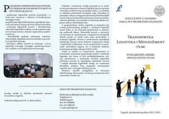 brošura