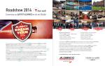 ALUMINCO Dream Team_Roadshow 2014