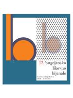 12. bugojansko likovno bijenale - KSC