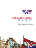vidi sažetke - HDKN - Hrvatsko društvo katoličkih novinara