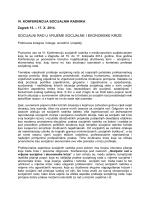 III SIMPOZIJ HUSR-a OSIJEK 28 - Hrvatska udruga socijalnih radnika