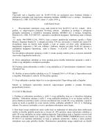 III. Oglas o prodaji nekretnine (I.c.)