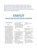 Statut HOK NN 115/13 od 13.9.2013.