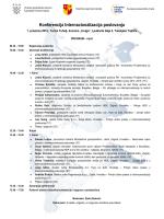 Konferencija Internacionalizacija poslovanja