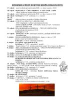 korizma u župi svetog križa ogulin 2015.