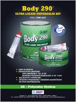 Body 290® - HB Body SA