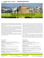 Thessaloniki 2012 – Towards a Green, Open and Inclusive City