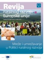Mreže i umrežavanje u Politici ruralnog razvoja