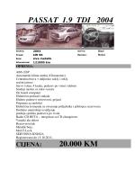 oprema - Inter Auto, Tuzla