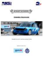 POSEBNI PRAVILNIK - AK Buzet Autosport