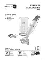 HB-A101 Пасатор (pdf)