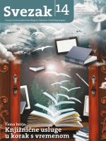 svezak 14 - Društvo knjižničara Bilogore, Podravine i Kalničkog