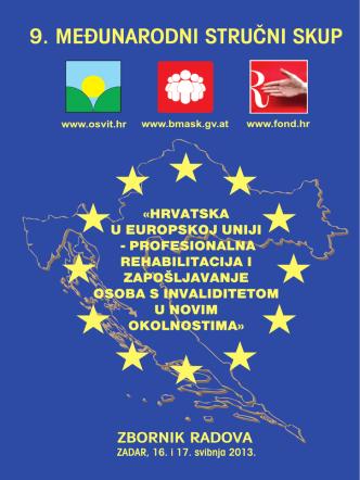"""9. međunarodni stručni skup """"HRVATSKA U EUROPSKOJ"""