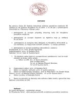 Na osnovu člana 26 Statuta Udruženja doktora porodične medicine