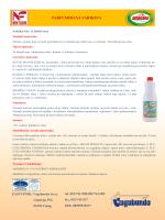 Specifikacija proizvoda