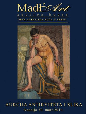 34. Aukcija antikviteta i slika