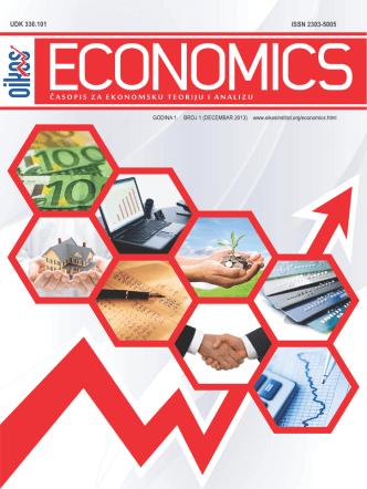casopis economics, broj 1