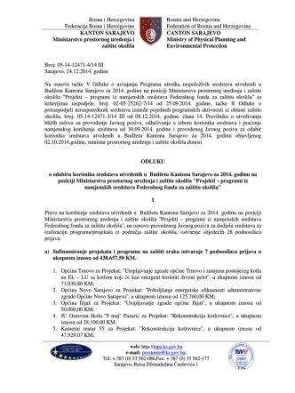 Bosna i Hercegovina Federacija Bosne i Hercegovine Bosnia and