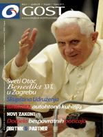 Benedikt XVI. - Udruženje ugostitelja