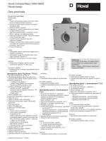 Hoval CompactGas (1000-2800) Plinski kotao Opis proizvoda