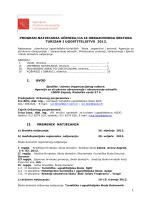 Aneks pravilnika - Turistička i ugostiteljska škola Dubrovnik