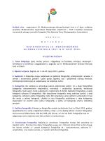Natječaj za Najfotografiju (pdf dokument)